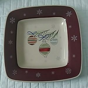 Longaberger Christmas Plate